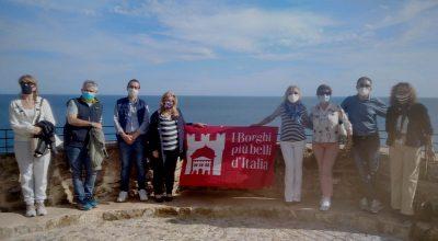 A Cervo la prima visita dedicata agli operatori turistici
