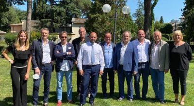 Il Comune di Cervo all'assemblea nazionale dei Borghi più belli d'Italia